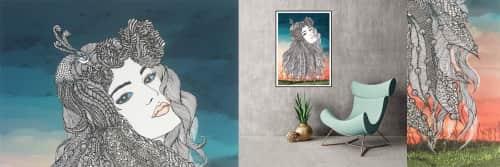 Ashima Kumar - Paintings and Art Curation