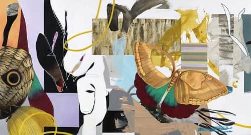 Fiona Ackerman - Art and Street Murals