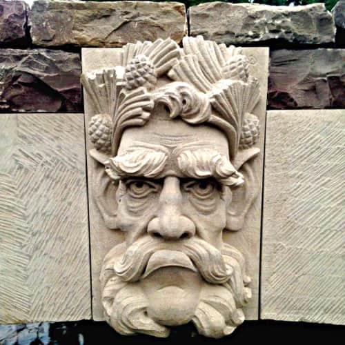 Barber - Carving & Sculpture Inc. - Art and Public Sculptures