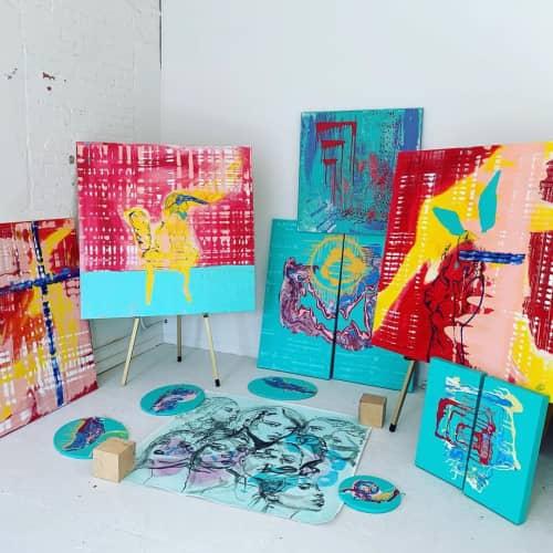 Lucy Boland Art - Art and Street Murals