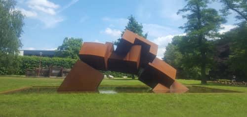 Jörg Plickat - Public Sculptures and Public Art