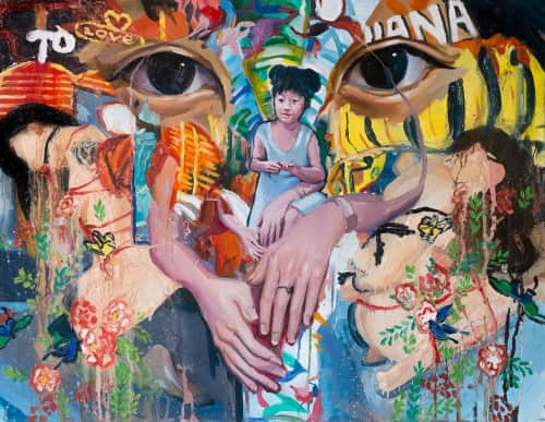 Lauren Hana Chai - Murals and Art