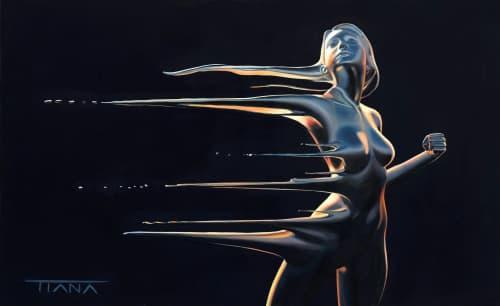 Tiana Maros - Paintings and Art