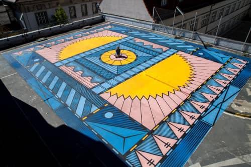 Isakov - Murals and Street Murals