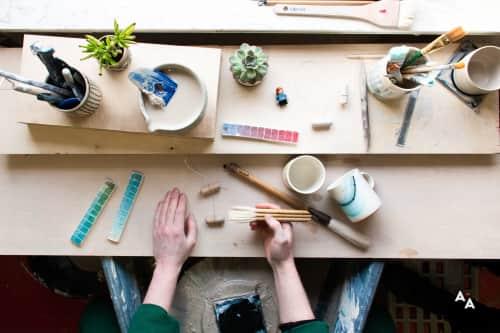 Natasha Swan Ceramics - Cups and Tableware