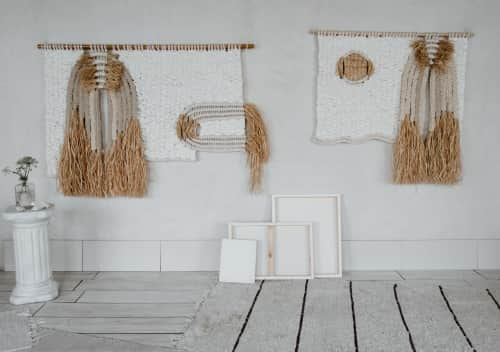 Ranran Design by Belen Senra - Macrame Wall Hanging and Art