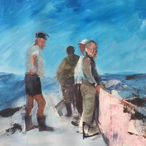 Tatyana Ostapenko - Paintings and Art