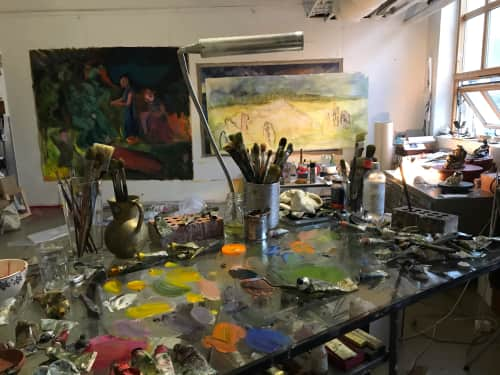 Torild Stray - Art and Art Curation