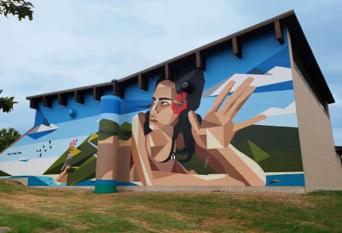 Spear Torres - Murals and Art