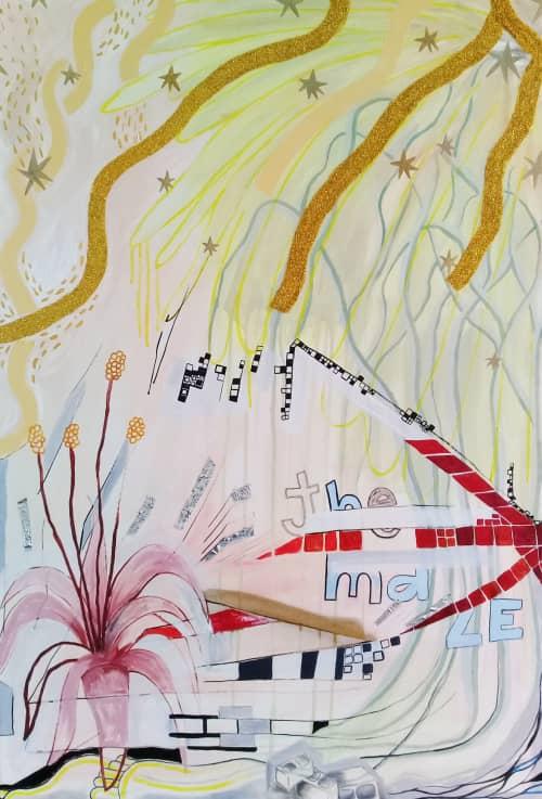 Patricia Ariane - Murals and Art