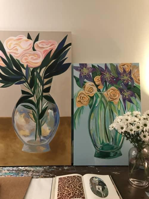 Nicole Aimee Durocher - Paintings and Art