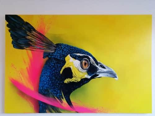 Nicky Nahafahik - Macrame Wall Hanging and Art