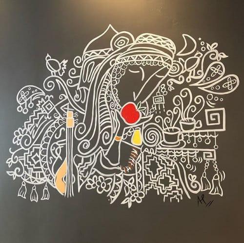 Ashly Parabaviz - Murals and Art