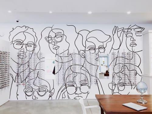 Trisha Abe - Murals and Art