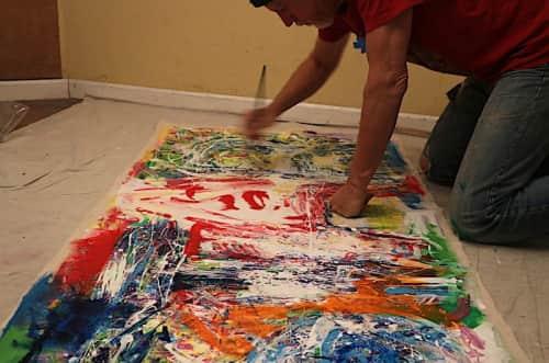 Rick Garcia - Paintings and Art