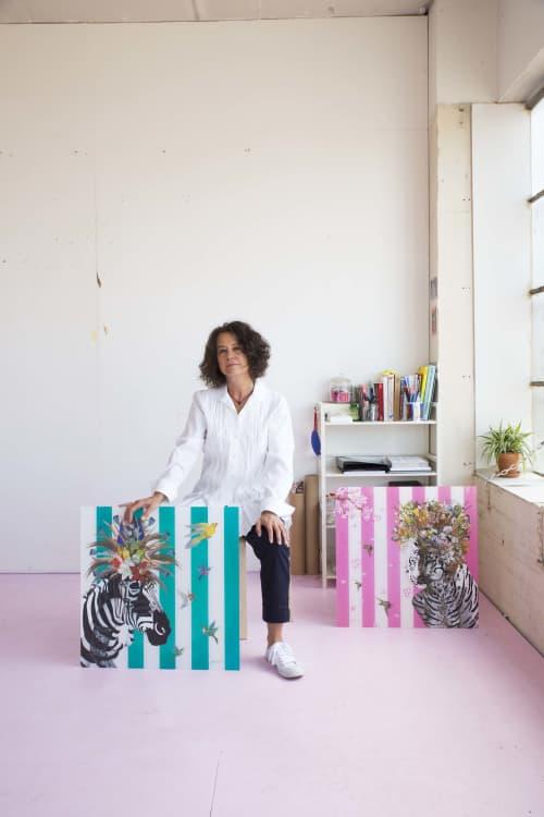 Jana Nicole - Art and Pillows