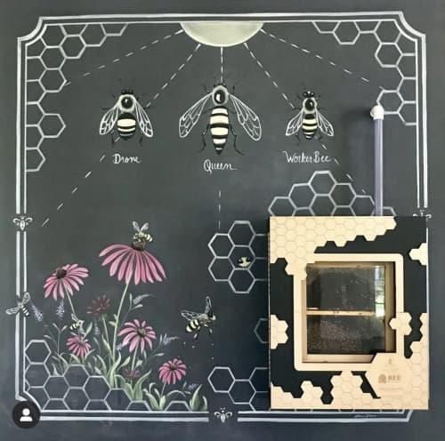 Sweetpease Art - Murals and Art