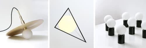 Wojtek Olech / Balance lamp - Lighting Design and Renovation