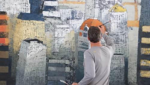 Paul Balmer - Paintings and Art