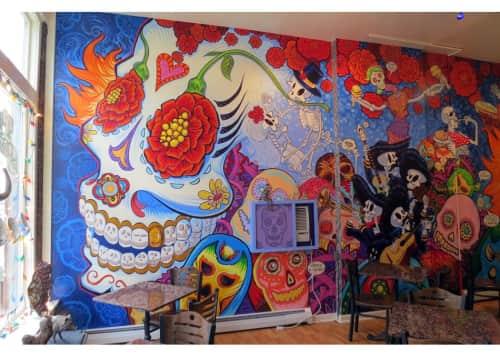 Rick Price - Art and Street Murals