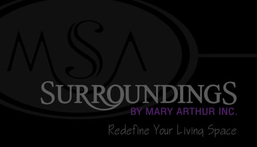 Surroundings by Mary Arthur Inc. - Interior Design and Renovation
