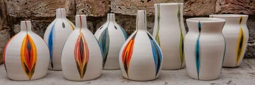 Kyra Mihailovic Ceramics - Tableware and Planters & Garden