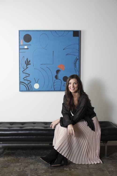 Paige Kalena Follmann - Paintings and Art