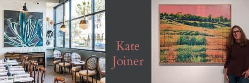 Kate Joiner - Paintings and Art