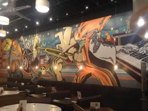LoLa Murals - Murals and Street Murals