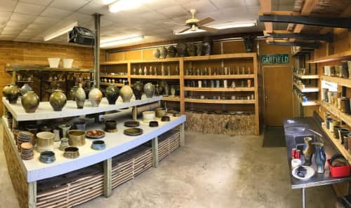 Tim Sherman - Cups and Planters & Vases