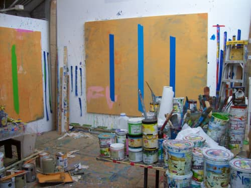 Michael J Halliday - Paintings and Art Curation