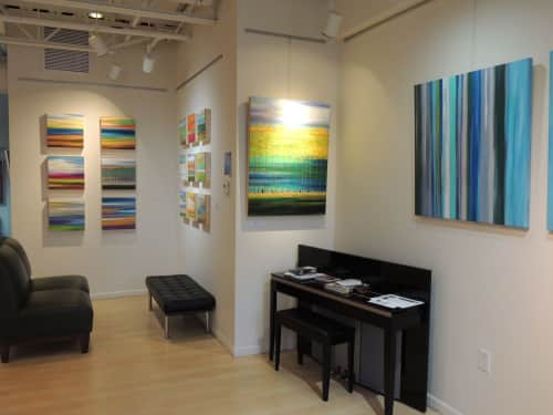Mary Johnston Studio - Art Curation and Renovation