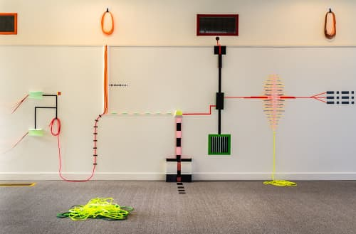 Joan Grubin - Wall Hangings and Art