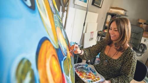 Fran Halpin Art - Art and Street Murals