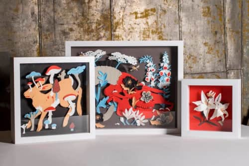 Maëlle Doliveux Illustration - Wall Hangings and Art