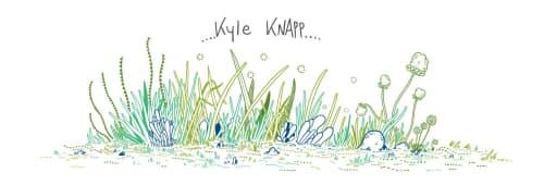 Kyle Knapp - Street Murals and Public Art