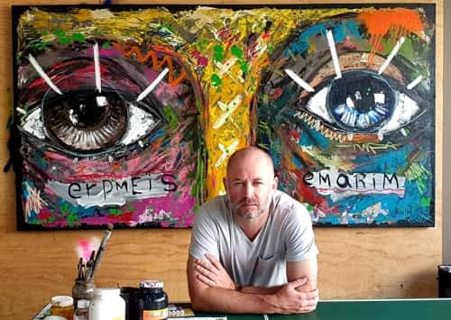 Rodrigo Wise - Murals and Art