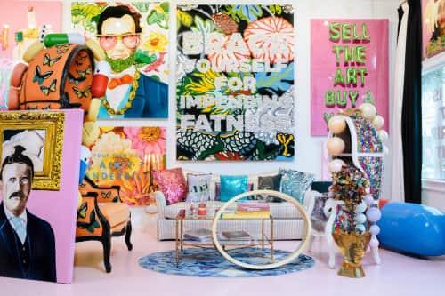 Ashley Longshore - Art and Interior Design