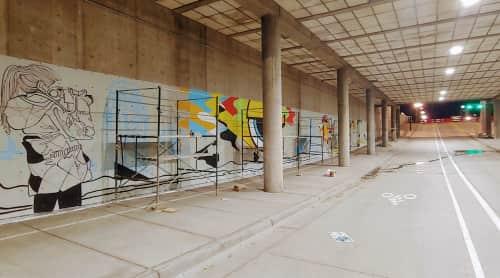 Matt Monsoon - Art and Street Murals