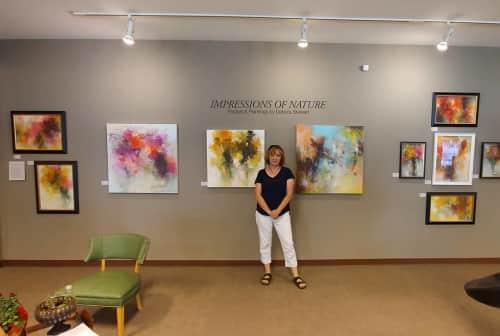Debora Stewart - Paintings and Art