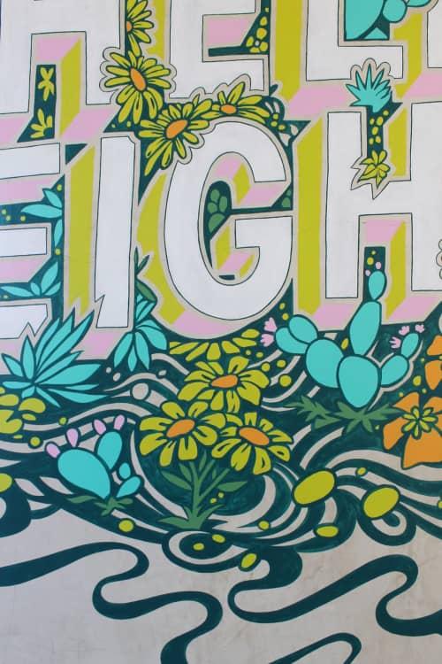 Channin Fulton Art + Design - Murals and Street Murals