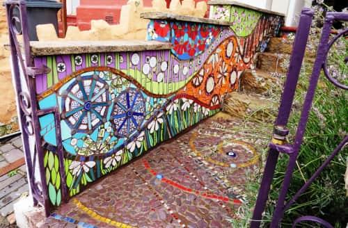 Mango Mosaics - Public Mosaics and Public Art