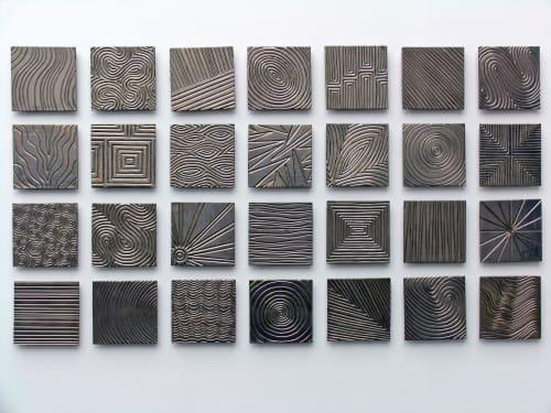 Jason Messinger Art - Public Mosaics and Murals