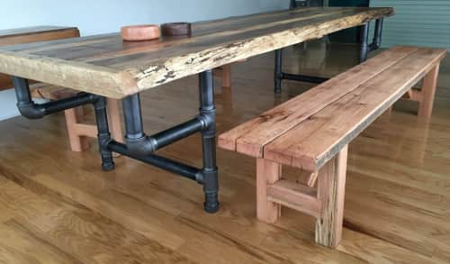 Rustic River Creations - Tables and Furniture