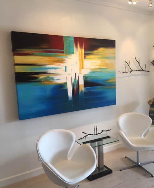 Nina K - Paintings and Art