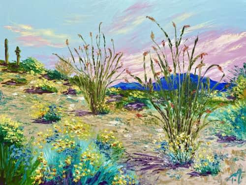 Tessa Nicole Art - Paintings and Art