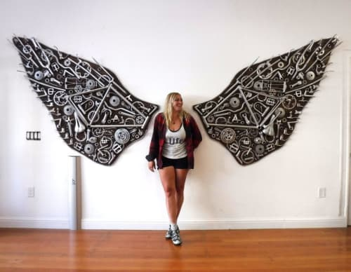 Shannon Glasheen - Wall Hangings and Sculptures