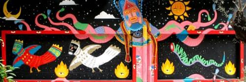 Pakal - Murals and Interior Design