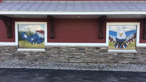 Rachel Austin Studios - Paintings and Murals