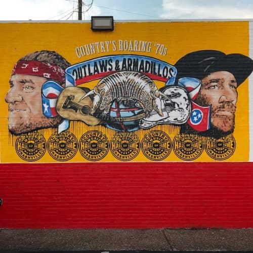 Bryan Deese - Murals and Paintings